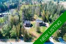 Campbell Valley House for sale:  3 bedroom 6,043 sq.ft. (Listed 2018-09-10)