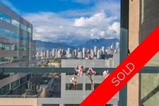 710 1268 W BROADWAY, Vancouver, BC, V6H 1G6 - Fairview Condo for sale: CITY GARDENS 2 bedroom 814 sq.ft.