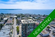 White Rock Condo for sale: Avra 2 bedroom 905 sq.ft. (Listed 2017-08-13)